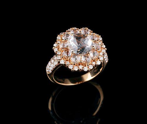 Красивые украшения из золота и бриллиантов фото